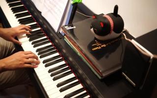 【钢琴】M018/II quiet romance - 空之境界/梶浦由纪