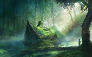 【纯音乐】阿芬丁的山岗上,神龛间的徘徊