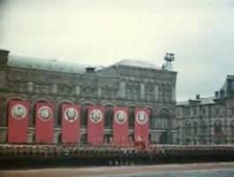 1945年苏维埃胜利大阅兵,太震撼了