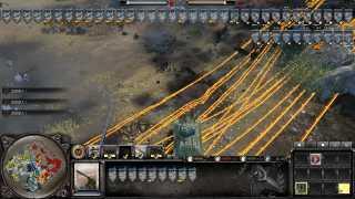 152榴弹炮齐射