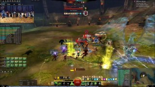 GW2 WvW- [RED] Reset- Fun Blobs and Lag- (Scourge PoV)电影