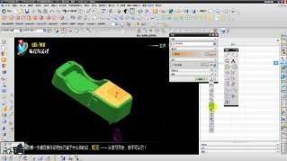 UG编程UG模具设计UG产品设计曲线工具之缠绕展开曲线及镜像曲线功能精讲