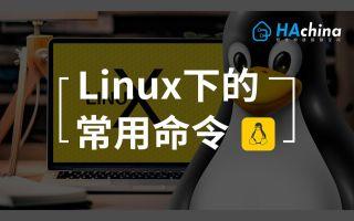 04-1 补充篇章 :Linux下的常用命令【HomeAssistant智能家居实战篇】