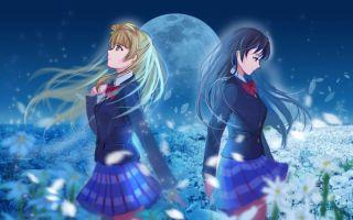 [Love Live! SIF]Anemone heart master难度(大师难度)