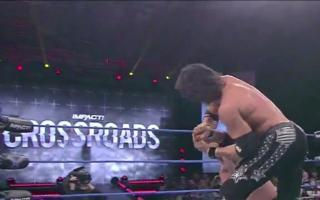 【边看边说】Austin Aries vs Johnny Impact