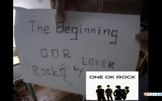 ONE OK ROCK】 The Beginning (Acoustic Guitar ver )电影