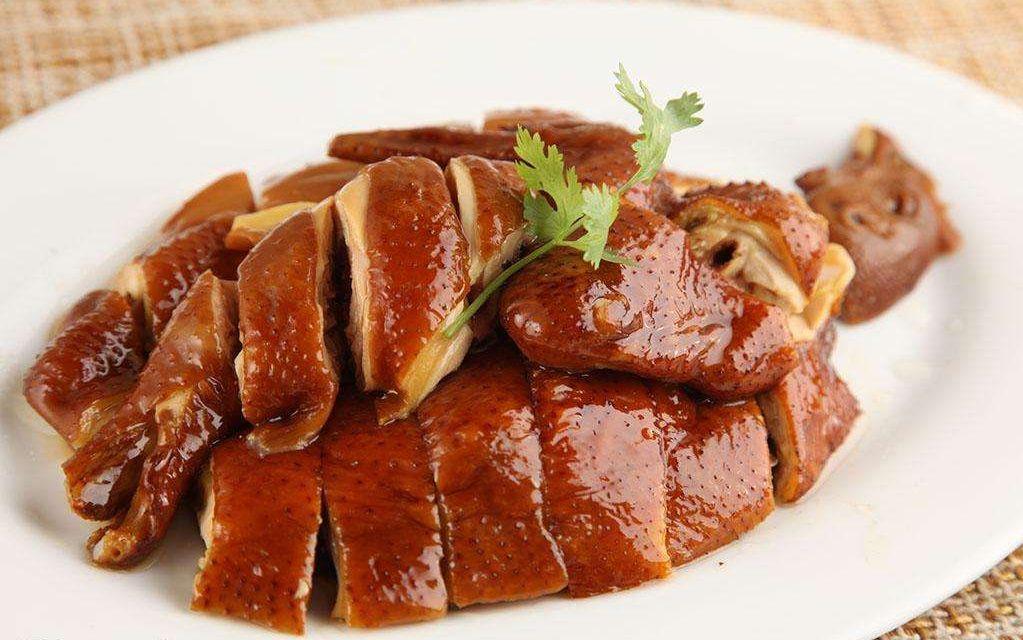 【中華料理】豉油雞 粵菜白切雞的進階版_嗶哩嗶哩 (゜-゜)つロ 干杯~-bilibili