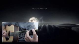 【吉他】西部世界Westworld主题曲指弹