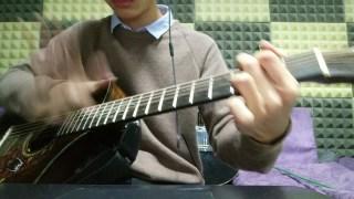 分享一下3分钟憋出来的骚气吉他指弹弹唱【第六弹】