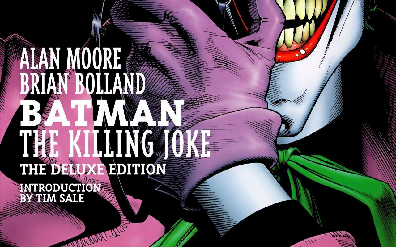 蝙蝠侠:致命玩笑 哔哩哔哩 ゜ ゜ つロ 干杯 Bilibili
