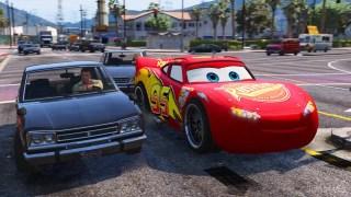 【GTA5】汽车总动员模组…