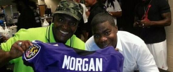 JAMES MCNAIR TRACY MORGAN