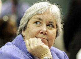Alabama state Rep. Patricia Todd (D) is frustrated by her colleagues' moral hypocrisy. (AP Photo/Rob Carr)