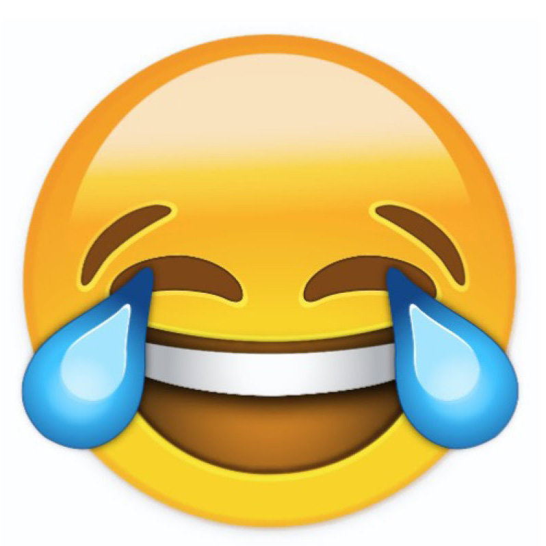 Image result for crying laughing emoji