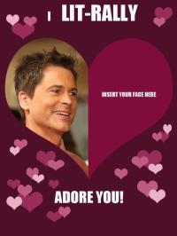 personalised ecards valentines day