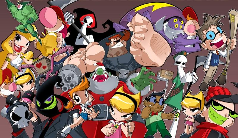 Grim Tales The Grim Adventures Of Billy And Mandy Know