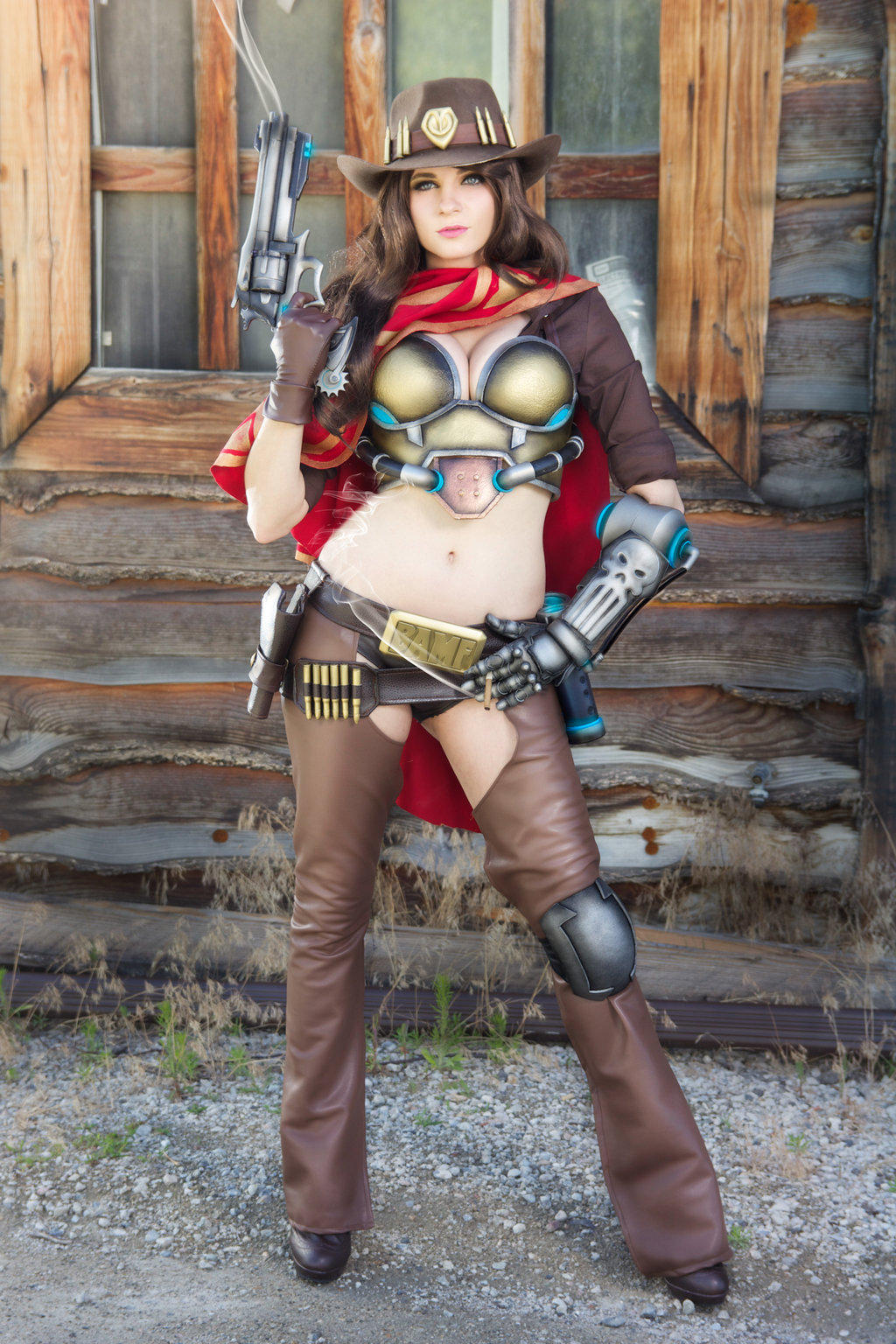 McCree Cosplay By Andyrae Overwatch Know Your Meme