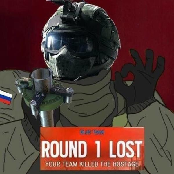 When The Hostage Is Killed Just Right Rainbow Six Siege