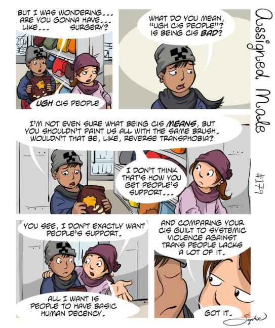 Assigned Male - Cis People and Surgery