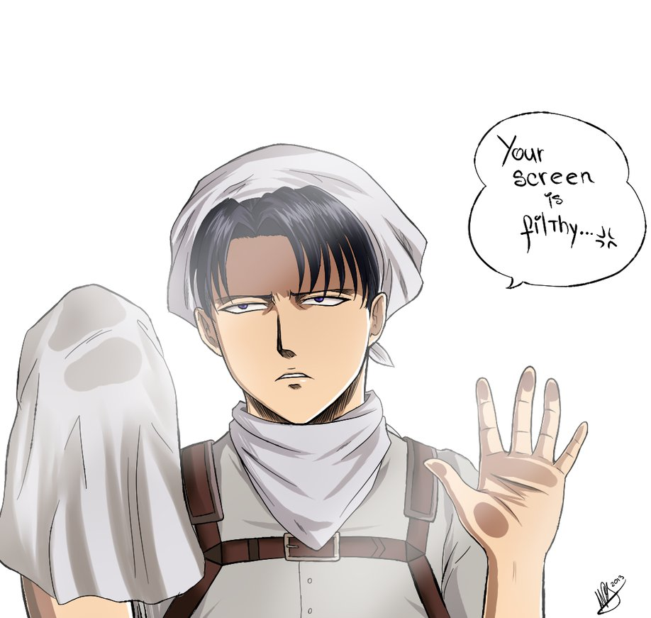 Image result for levi cleaning