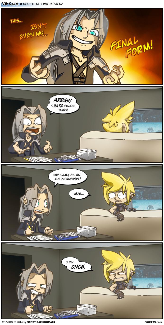 Image 745948 Final Fantasy Know Your Meme