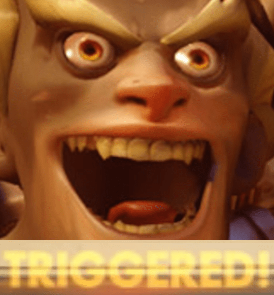 Junkrat Triggered Trigger Know Your Meme