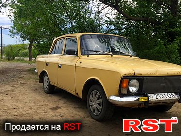 Купить авто МОСКВИЧ 412 на RST. Купить подержанное авто на ...