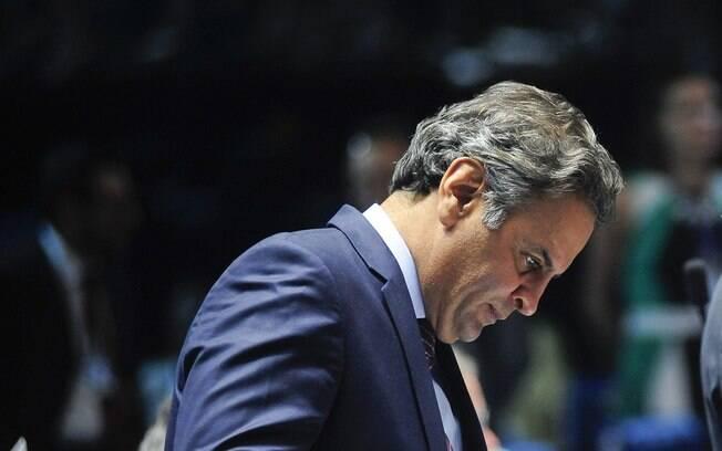 Pedido de ajuda ao PSDB teria sido feito pelo próprio Aécio Neves, que em 2014 concorria à Presidência da República