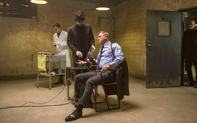 Daniel Craig vive o agente James Bond pela quarta vez . Foto: Divulgação