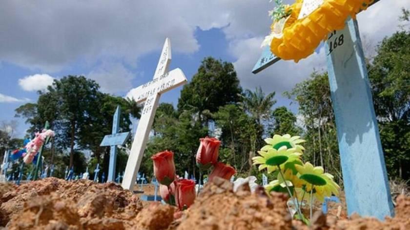Nossa Senhora Aparecida Cemetery in Manaus