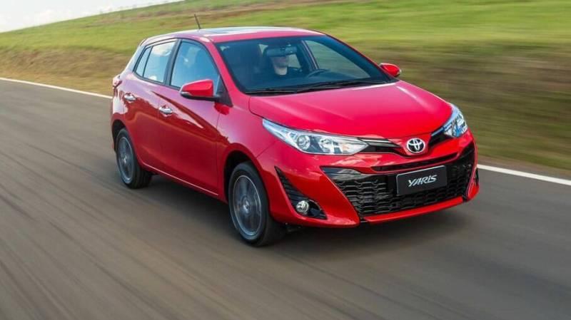 Toyota Yaris: é melhor comprá-lo na concessionária ou assinar pelo novo serviço Kinto Share?