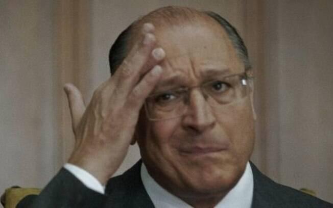 Governador do Estado de São Paulo Geraldo Alckmin (PSDB), um dos citados na delação dos