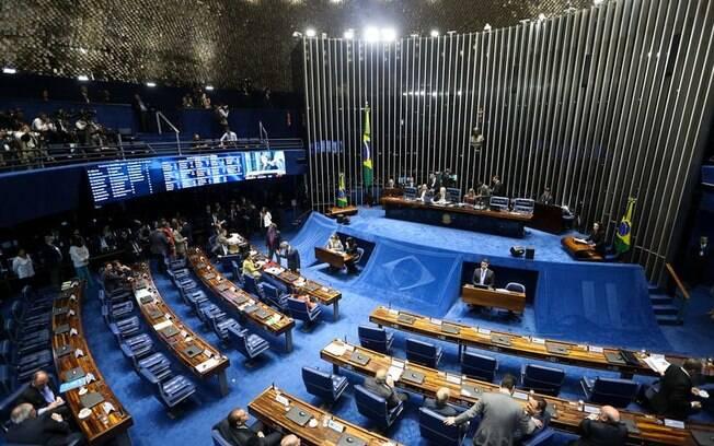 Senado concluiu a última etapa de discussão do processo de impeachment da presidente Dilma Rousseff