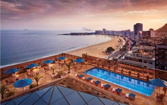 3º lugar: JW Marriott (hotéis e restaurantes). Foto: Divulgação