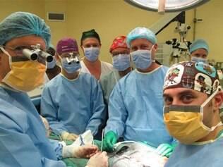 Médicos realizaram o primeiro transplante de pênis do mundo