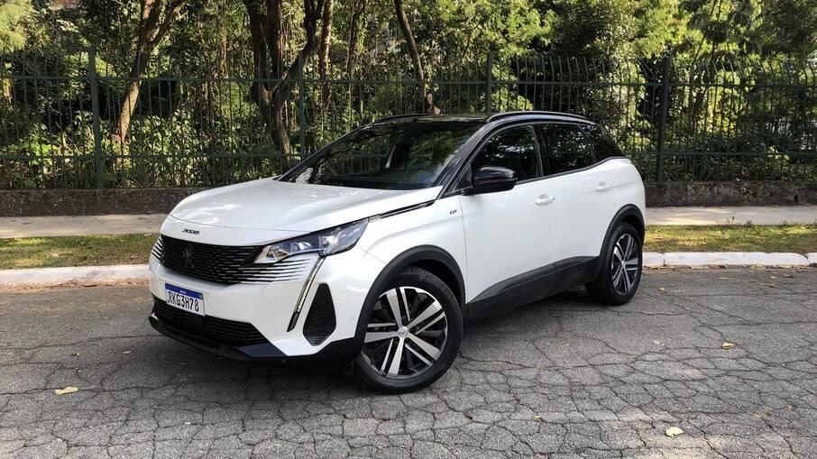 Peugeot 3008: versão renovada do SUV passa a ter frente reestilizada entre as principais novidades