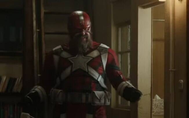Guardião vermelho tem sua primeira aparição no universo Marvel