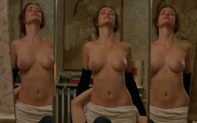 Eva Green nua em 'Os Sonhadores'. Foto: Reprodução