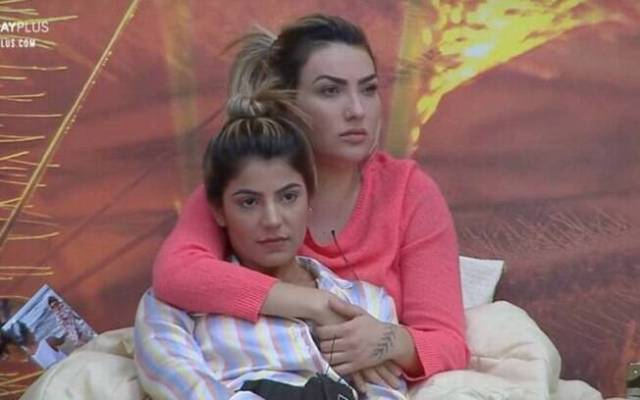 Thayse Teixeira e Hariany Almeida