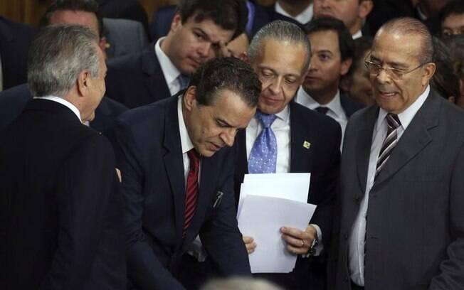 Citado em delação, ex-ministro Henrique Eduardo Alves pediu demissão e deixou governo Temer