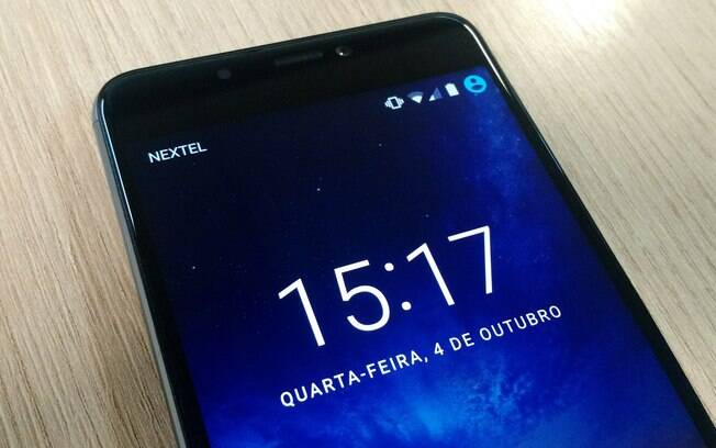 Quantum Sky tem tela Full HD de 5,5 polegadas