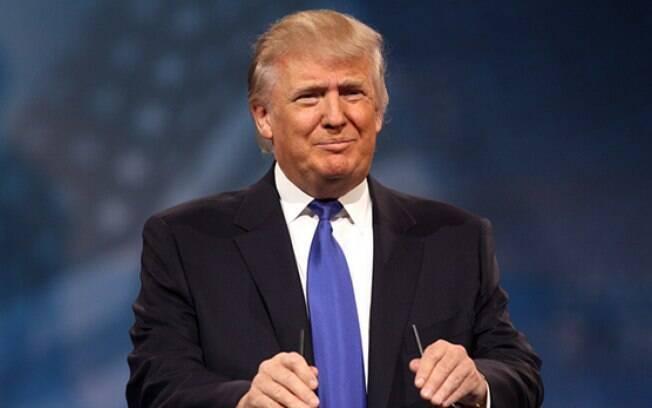 Em entrevista, Donald Trump disse que boa parte da crise de imigração foi impulsionada pela UE