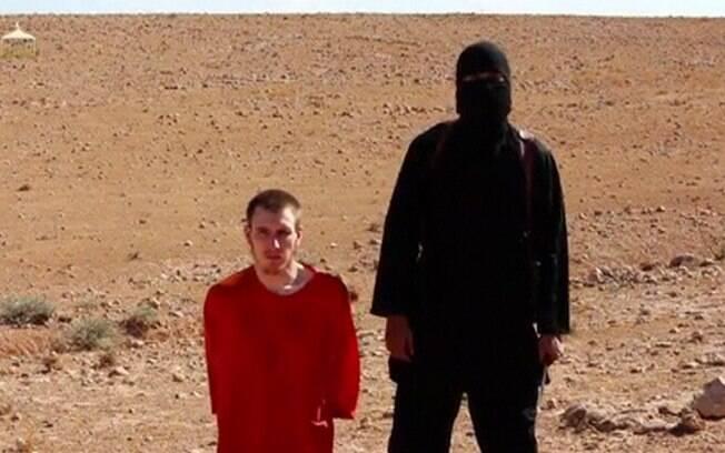 O americano Peter Kassig foi identificado como o homem decapitado pelo Estado Islâmico em 16 de novembro de 2014. Ele era voluntário na Síria. Foto: Reuters