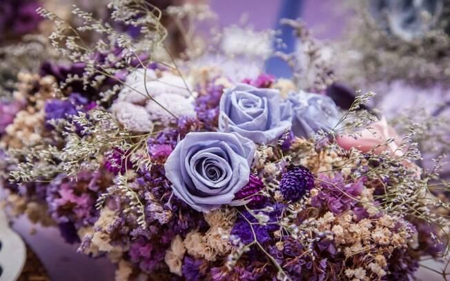 Flores e frutas para quem a gente ama