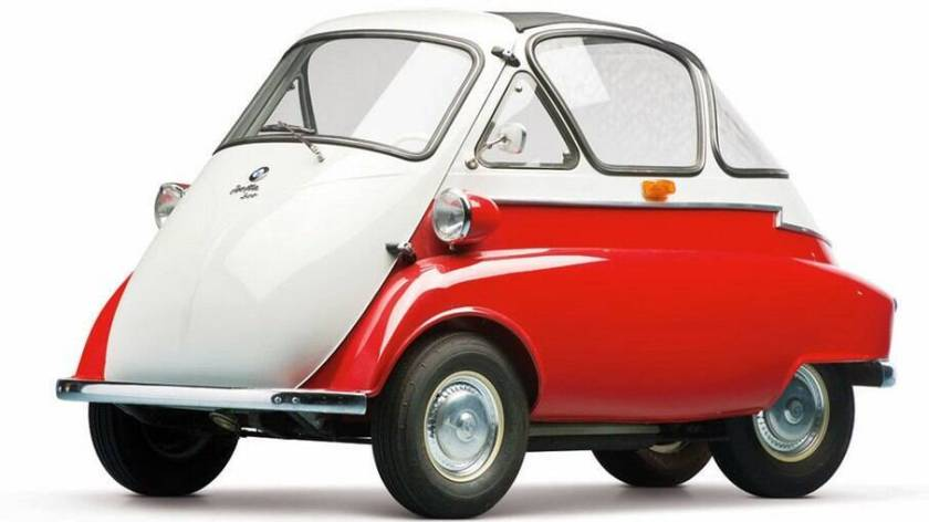 Discover the history of the Romi-Isetta, the first nationally produced model