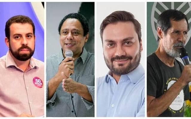 Quatro convenções partidárias foram realizadas neste sábado%3A PSOL%2C PCdoB%2C Novo e PV