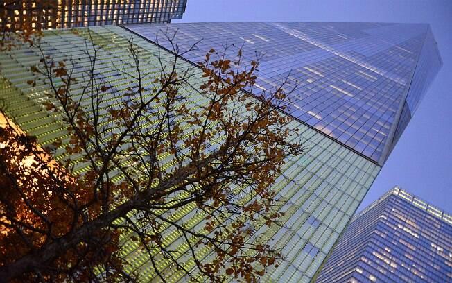 Antigo WTC deu lugar ao moderno One World Trade Center