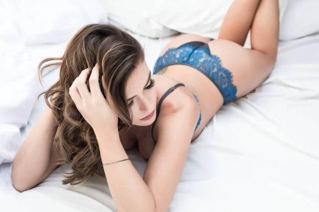 Fotos de modelos - Renata Longaray 2 - por Michelle Moll