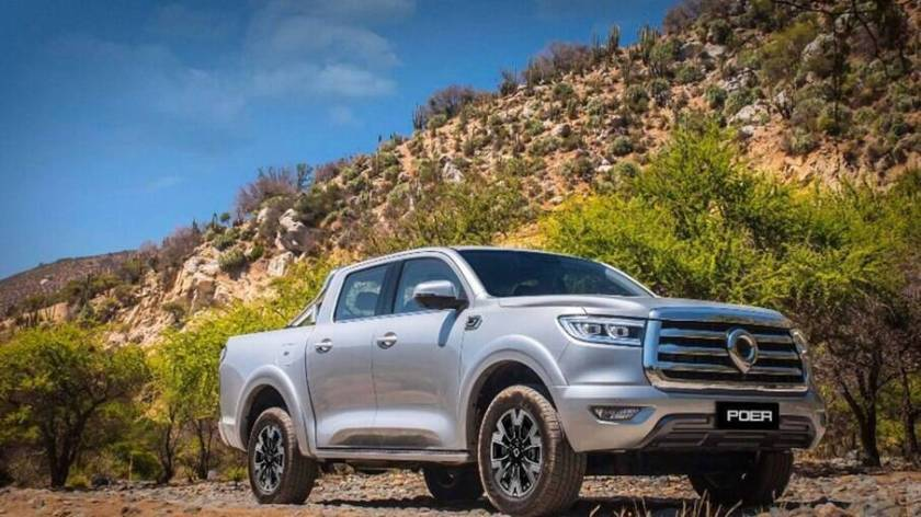 Great Wall Motors Poer: medium pickup is the first model the brand has confirmed it will have in Brazil
