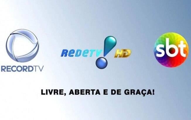 Record, RedeTV!e SBT criaram a